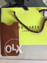 Iphone 7 Leather Pouch (TED BAKER)