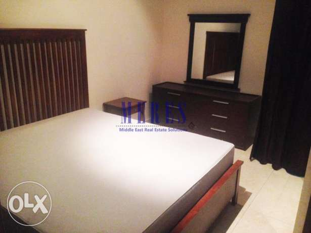 2 Bedroom Furnished Flat in Al Nasr