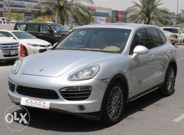 Porche Cayenne Model 2011