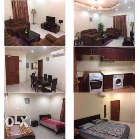 fully furnished flat for rent ready to occupy in fareej abdulaziz