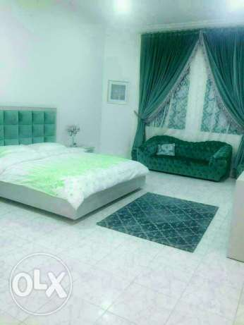 Room available for rent in the villa المطار القديم -  1