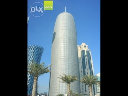 furnished offices available, west bay, c-ring, al saad, air port