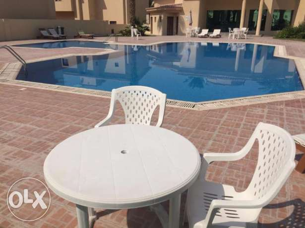 (Qr.16000/-) Luxury Stand alone SF Villa in a Compound Al Duhail