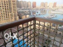 For rent huge fully furnished 2 bedroom apartment in the pearl tower 7