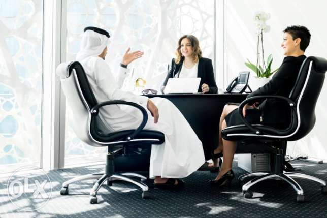 Virtual office at Burj Doha Tower