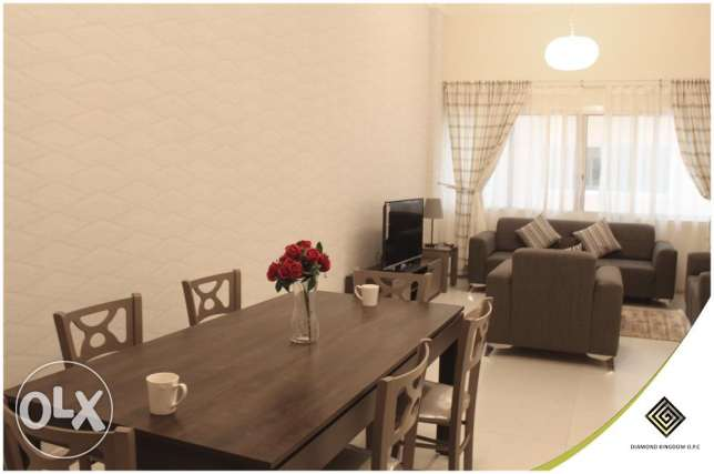 Brand New Compound at Al Sadd, Furnished apartments 1 & 2 Bedroom