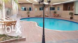 Fully-Furnished 2-Bedroom Apartment in {Al Sadd--