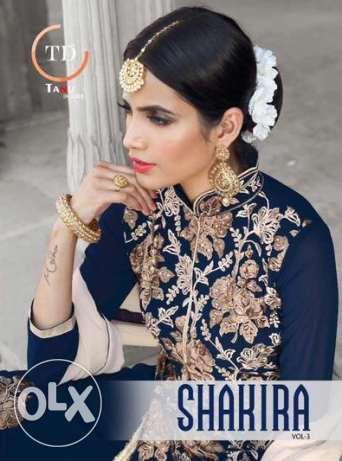Shakira-vol-3-Wholesale-designer-party-wear-Salwar-kameez