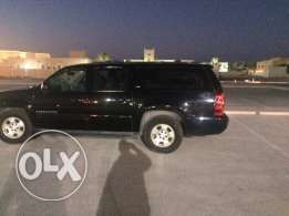 Chevrolet Suburban black very good condition