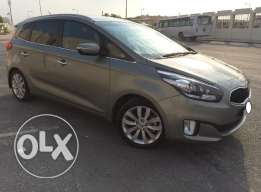 Kia Carens 2015 -2.0L- 7 Seats Mileage (6000KM)