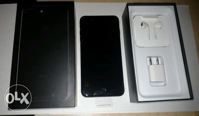 IPhone 7 plus jet Black 128GB for sale