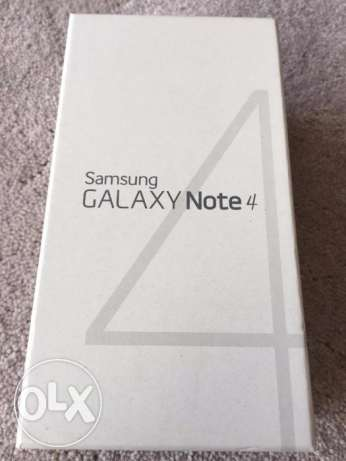 Samsung Galaxy Note 4 Black Factory Unlocked