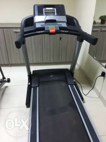Nordic Track Treadmill Exercise Machine