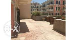 1 Bedroom Flat at Ground Floor In Qanat Quartier