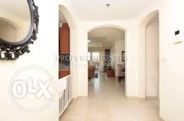 2 Bedroom fully furnished in prestine location with sea view