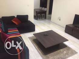Adv3.QAR.8500/- Full furnished Stylish 3 bhk flat Najma