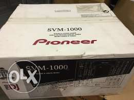 Pioneer SVM 1000 Professional Audio/Video