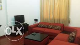 Fully Furnished, 1-Bedroom Flat in [Najma]