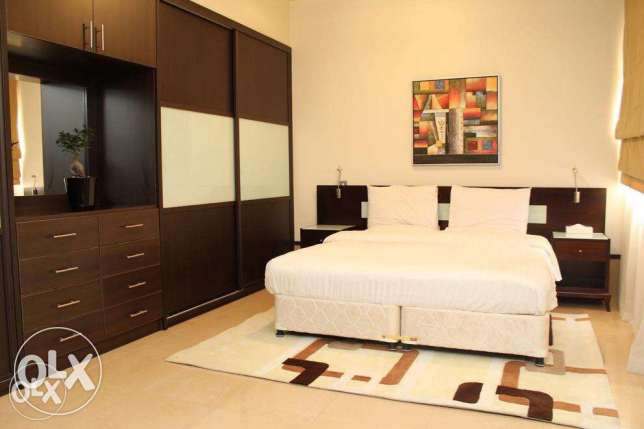 5-Stars 3-Masterrooms Flat in Bin Mahmoud/Gym/Pool/Spa/Sauna/Balcony