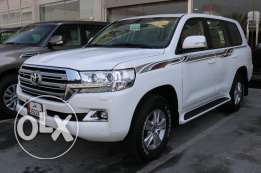 Toyota - Land cruiser GXR - 6 CYL - 2017