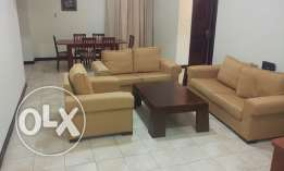 Fully-Furnished, 2-B/R Flat in Al Mansourah - [Near Al Meera]
