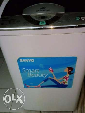 Washing machine saniyo