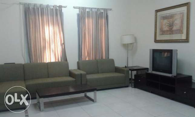 Spaciou1 BHK is for rent at Doha Jadeed