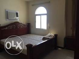 Flat 2bhk furnished for family near corniche and souq waqif
