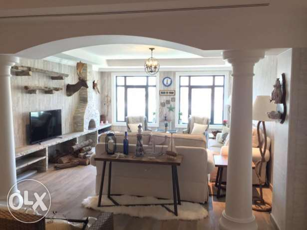 Porto Arabia 2 BR Furnished Apartment with Marina View