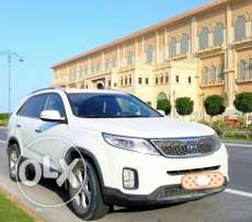 White Kia Sorento for sale