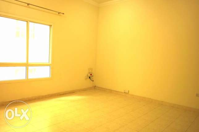 for family ..3 bedroom unfurnished nice apartment in al muntazha