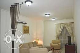 {Fully-Furnished} 1-Bedroom Flat in Bin Mahmoud