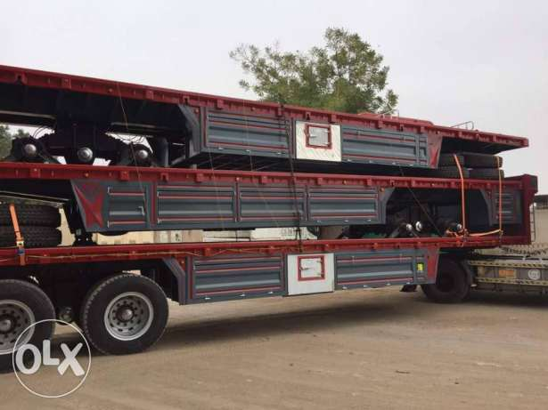 New Flat Bed Trailers For Sale only in 40000