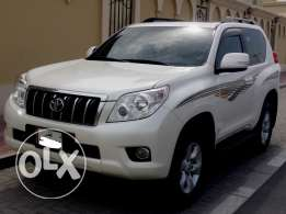 Full Option Prado 3 Doors Only 50000 KM