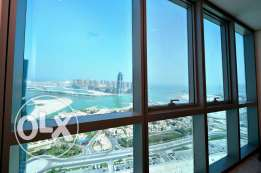 2+ maid's Room Apartment in Zigzag Tower with beautiful view