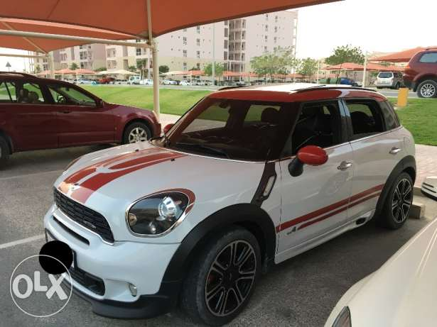 Mini Cooper county man JCW