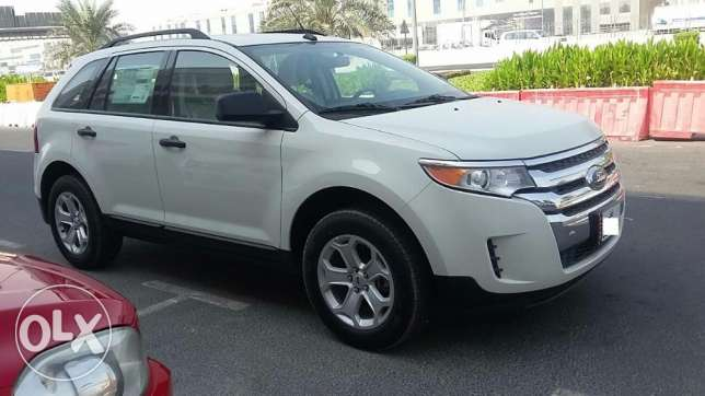 Brand New Ford - Edge Model 2013 أبو هامور -  3