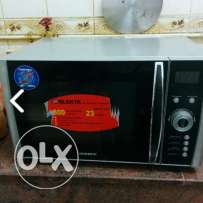 Micro wave oven with grill