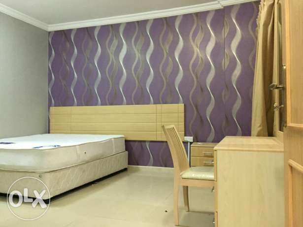 Fully furnished 2 B/R in al nasr النصر -  7