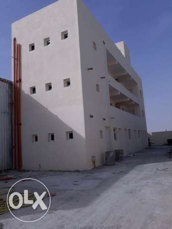 44 rooms for rent at industrial area