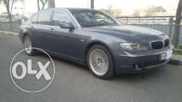 BMW 740Li model 2006, full options, perfect condition