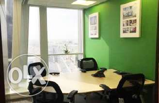 F-F Offices Available in {C Ring Road} فريج بن محمود -  2