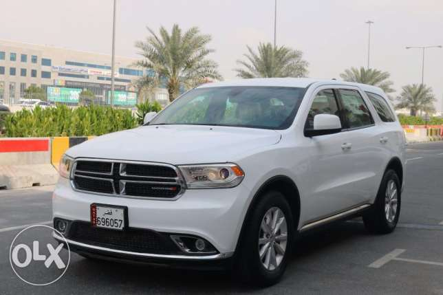Brand New Dodge Durango 2014