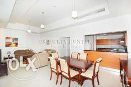 Furnished 3 Bed Home in Modern Tower