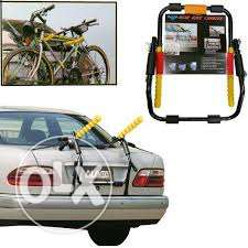 Brand new high quality (MADE IN TAIWAN) trun kbike rack 3 bikes