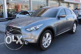 Infinity QX70 - Full Option