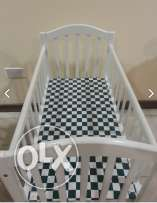 Small baby bed for sale