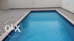 Standalone Villa Abuhamour with pool Competitive Rent 17000