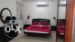 1bhk fully furnished apartment qr6500/- At gulf cinema