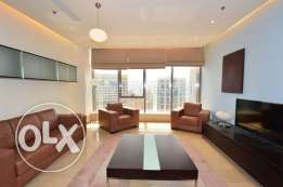 2 Bed Furnished in Luxurious Tower